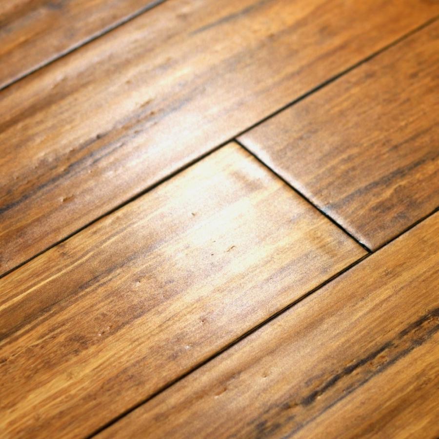 Strand Woven Bamboo Flooring Photos