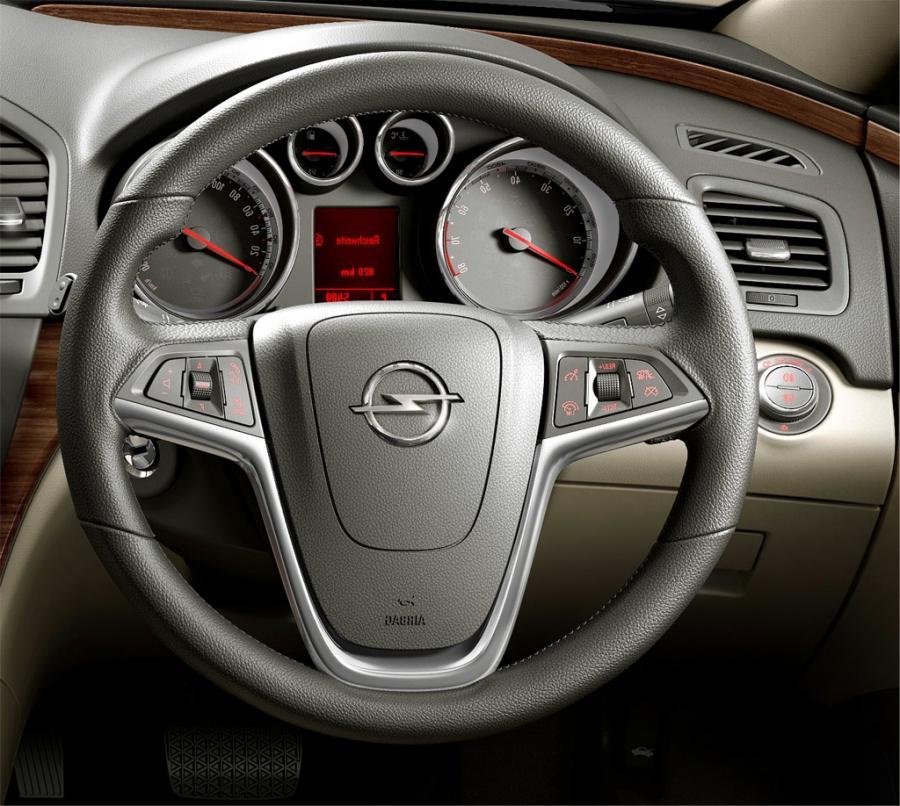 Opel Car Wallpaper: Vauxhall Insignia Interior Photos