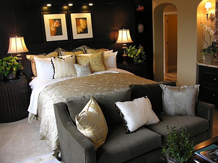 Pretty Bedroom Decorating Ideas