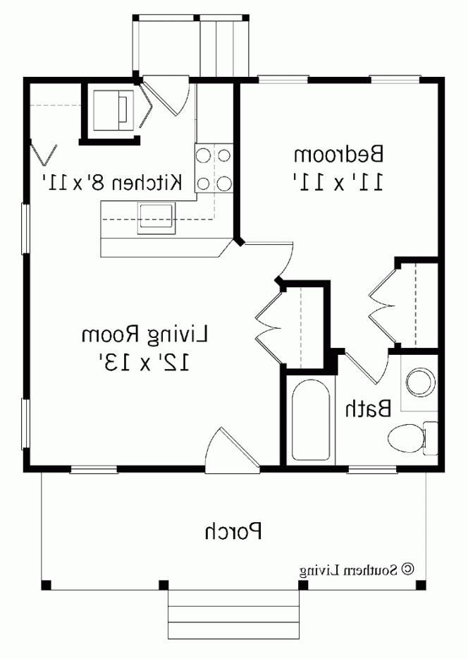 Affordable Modern House Plans Affordable Home Plans Affordable Modern House Plan Ch61