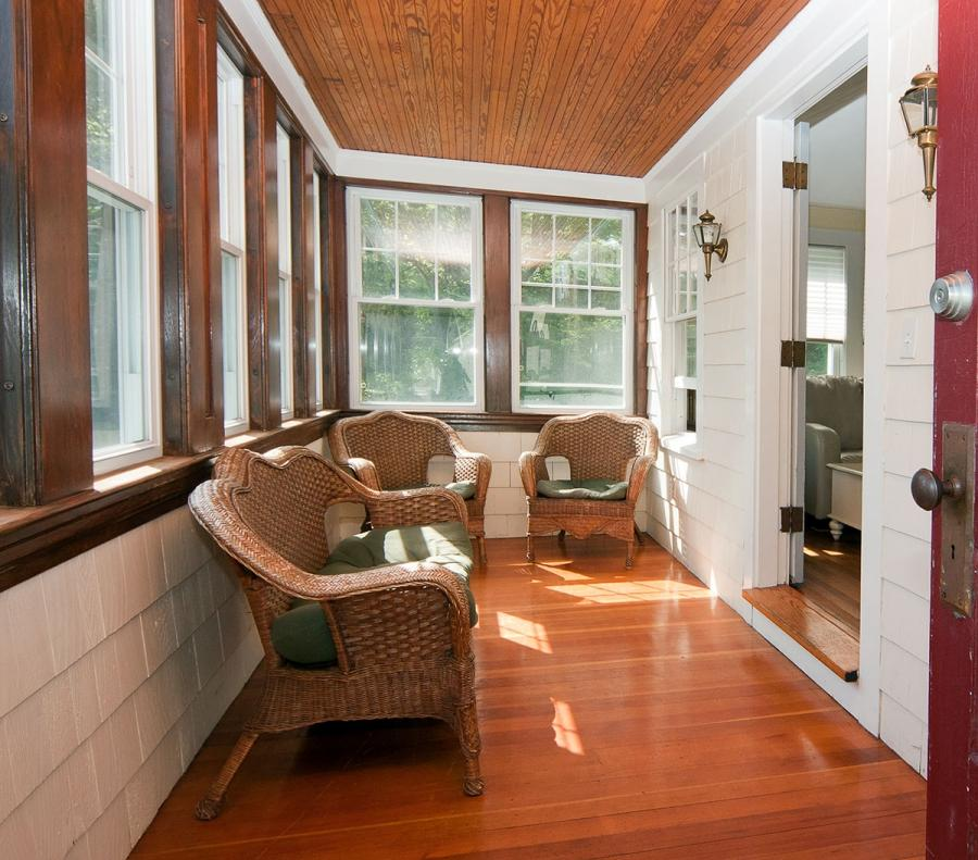 Enclosed Porch Decorating Ideas: Small Enclosed Porch Photos