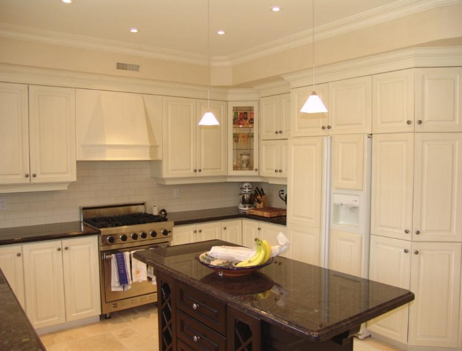 Photos of refinished oak cabinets for Kitchen cabinets 0 financing
