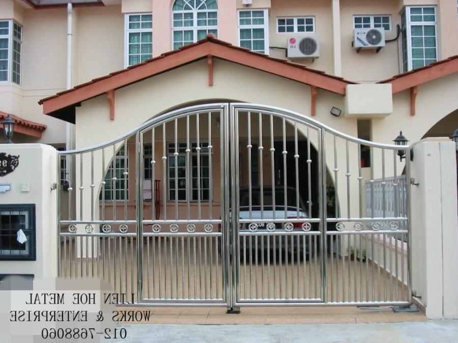 S s gate designs photos for Home design johor bahru
