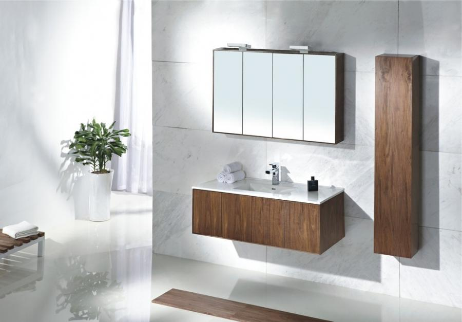 Felino - Modern Bathroom Vanity Set 46.5