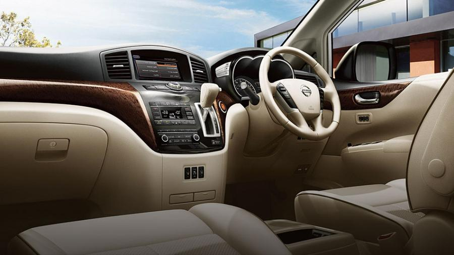 2008 Nissan Quest Interior Photos