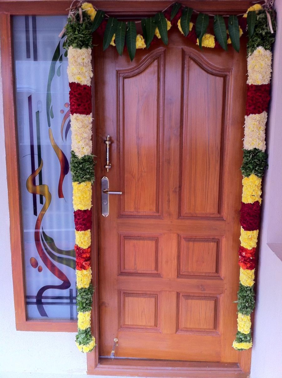 Indian Front Door Design Photos