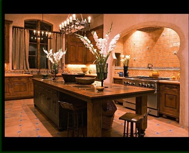 Kitchen Stove Alcove Photos