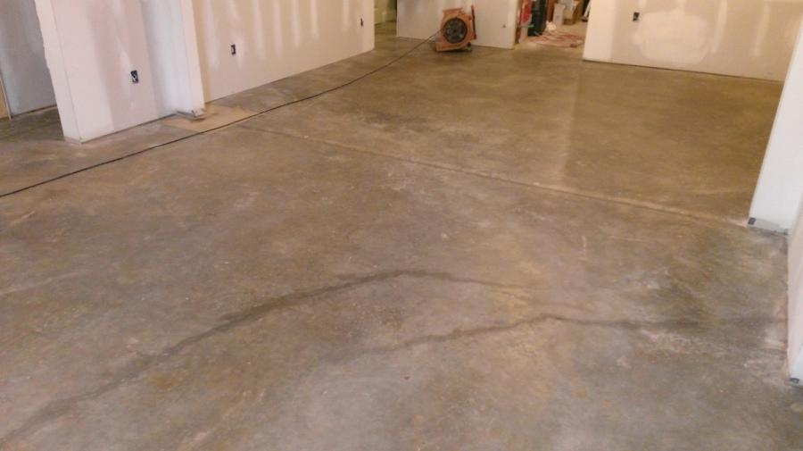 how to finish a basement and home theatre concrete floor source