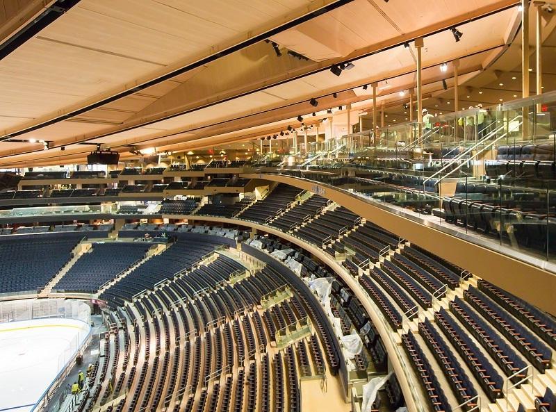 Madison Square Garden: Photo Seat View Madison Garden