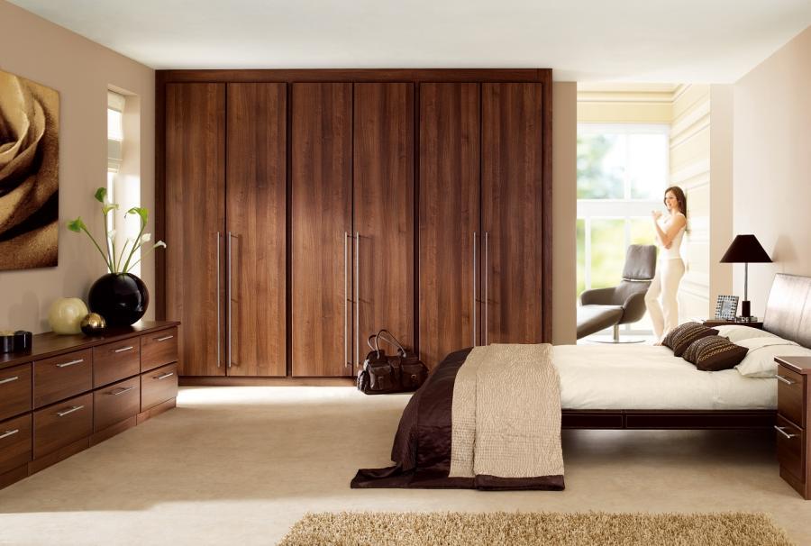 Bedroom cupboard photos - Small bedroom designs space model ...