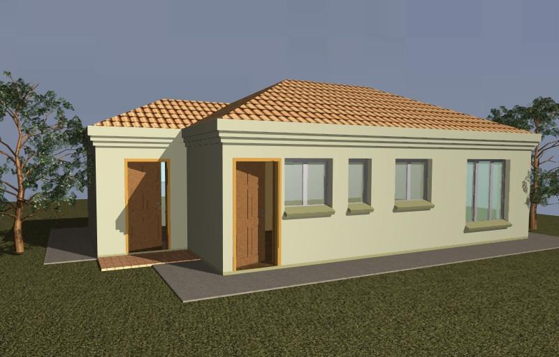 Simple House Plans With Photos In South Africa