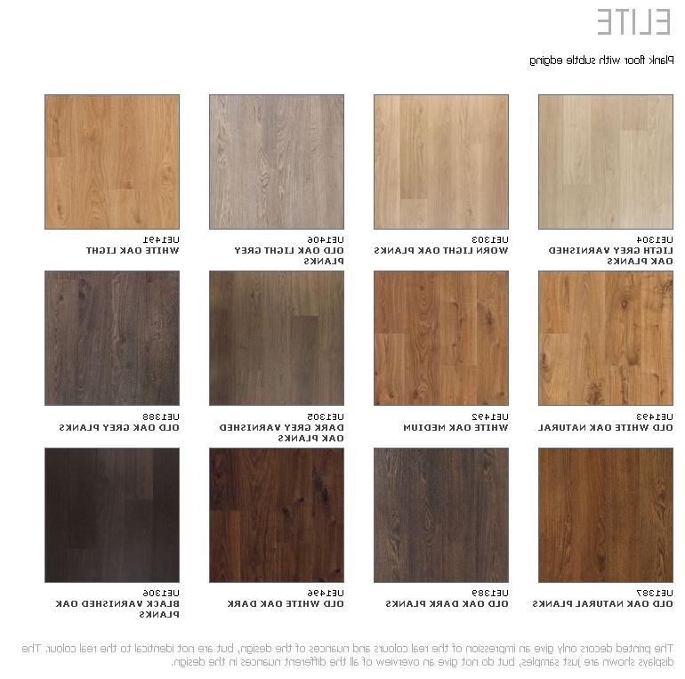Elite Laminate Flooring Range