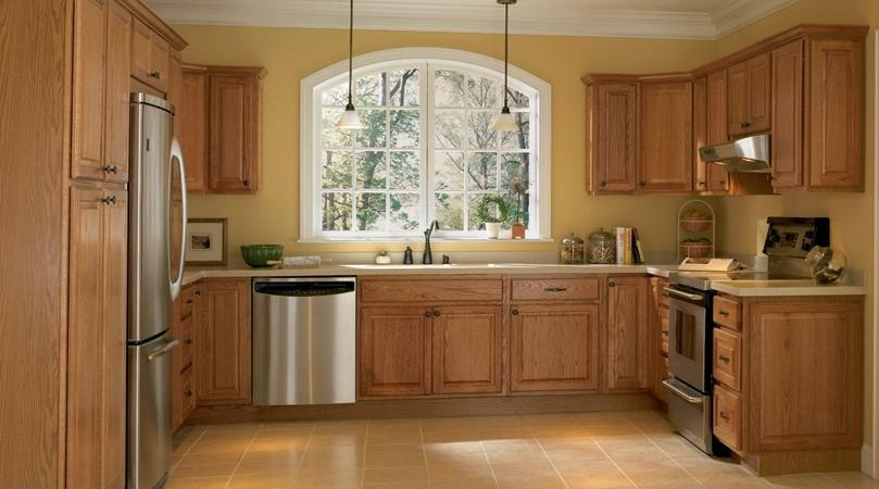 Oak Kitchens Photos