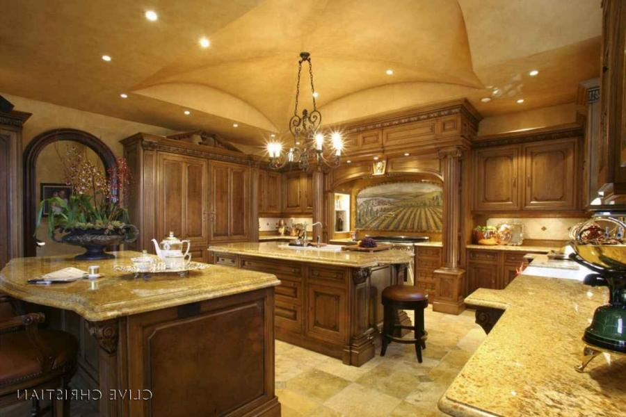 Home Design Ideas Photo Gallery: Luxury Kitchen Designs Photo Gallery
