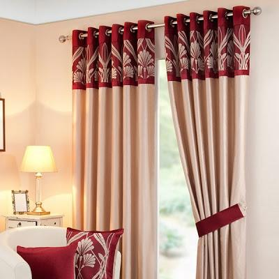 This Wine Savoy Curtains Collection is the perfect way to add...