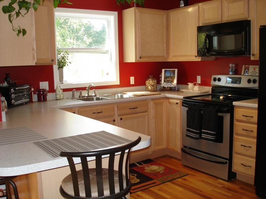 Kitchen color inspirational photos for Kitchen paint inspiration