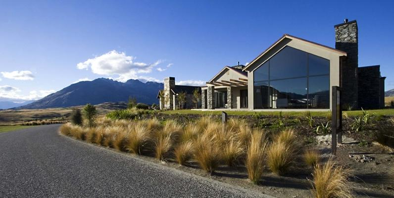 Photos of houses in new zealand for Luxury home design nz