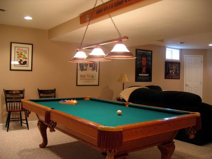 Photos Of Pool Table Rooms