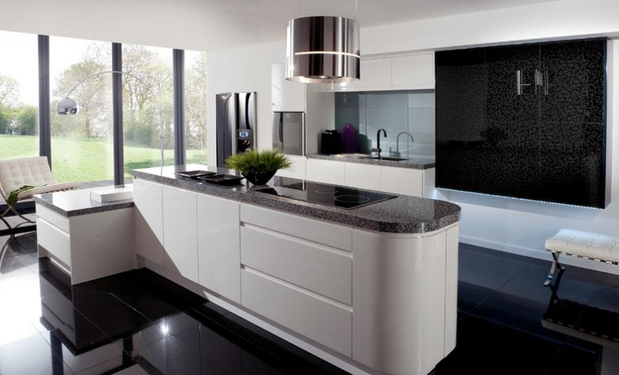 Modern Kitchen Island Designs In Modern Style