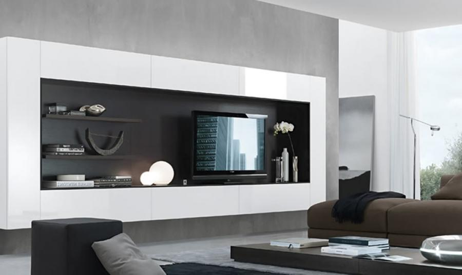 Modern and Functional Wall Unit Design for Home Furniture by...
