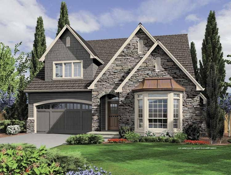 European house plans with photos for European cottage house plans