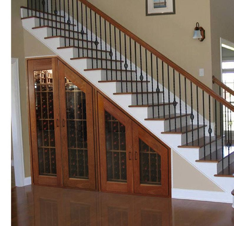 Stair Railing Design Photos
