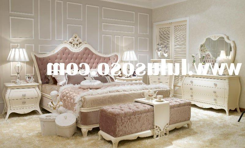 French style bedroom sets BJH-713