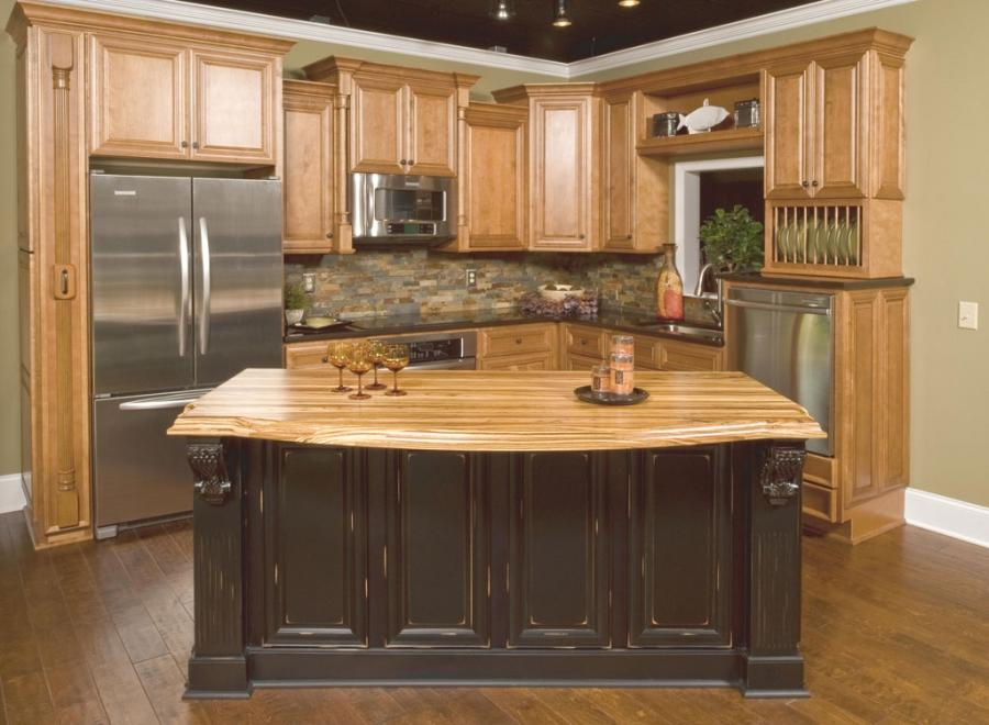 Kitchen remodeling ideas with wooden style lowes kitchen source