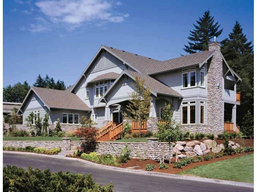 Arts And Crafts House Plans With Photos