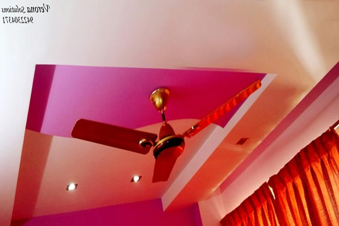 Contemporary False ceiling is concept of making homes colorful...