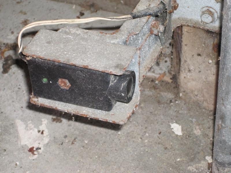 Photo Eye Garage Door