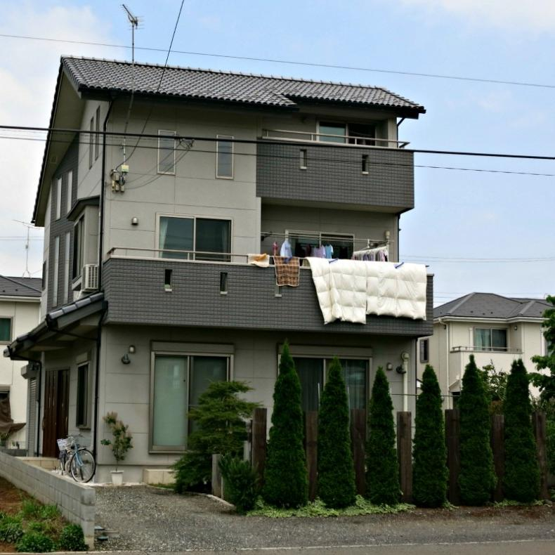 Typical Japanese House Photo