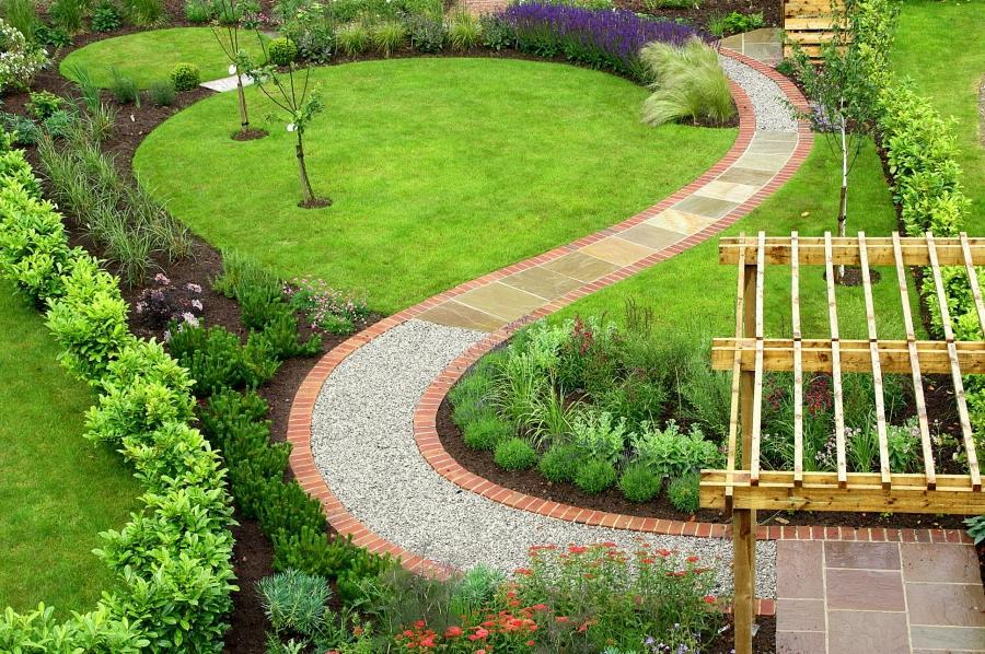 Design garden photo for Landscape design leeds