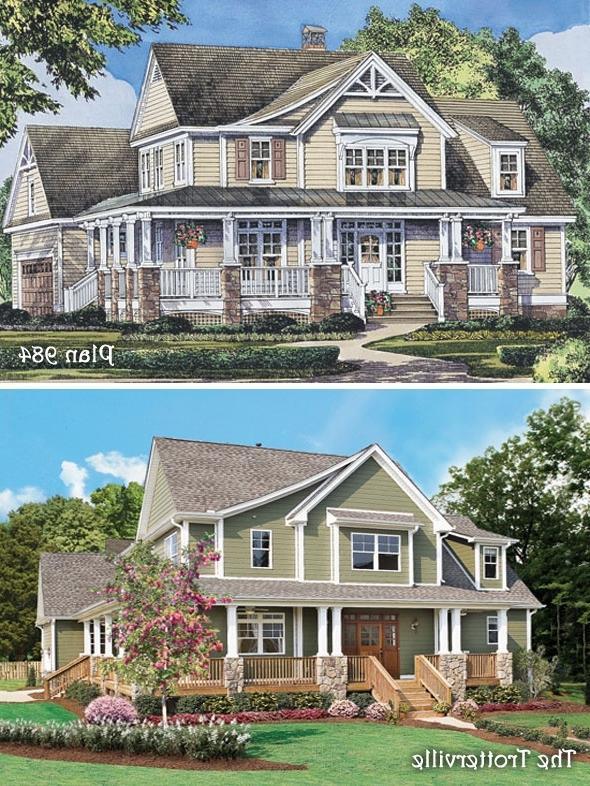 trotterville house plan photos