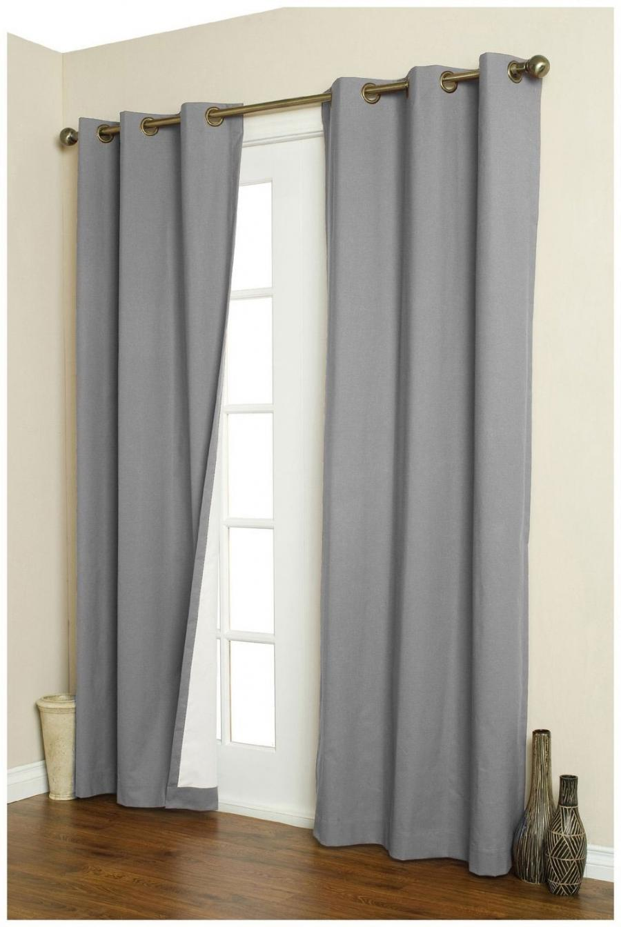 Photos french door curtains for Curtains for french doors ideas