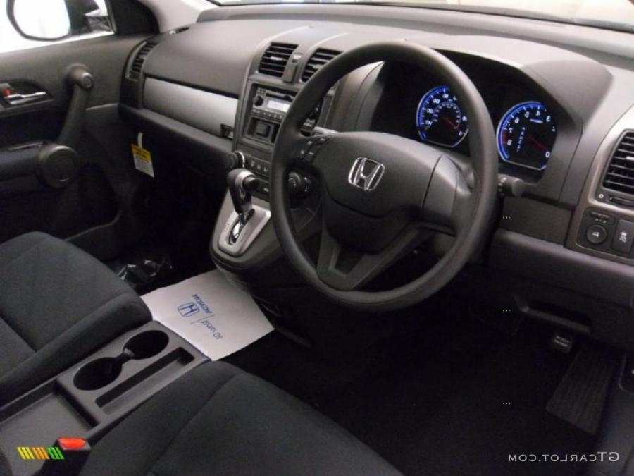 Honda Crv 2011 Photo Interior