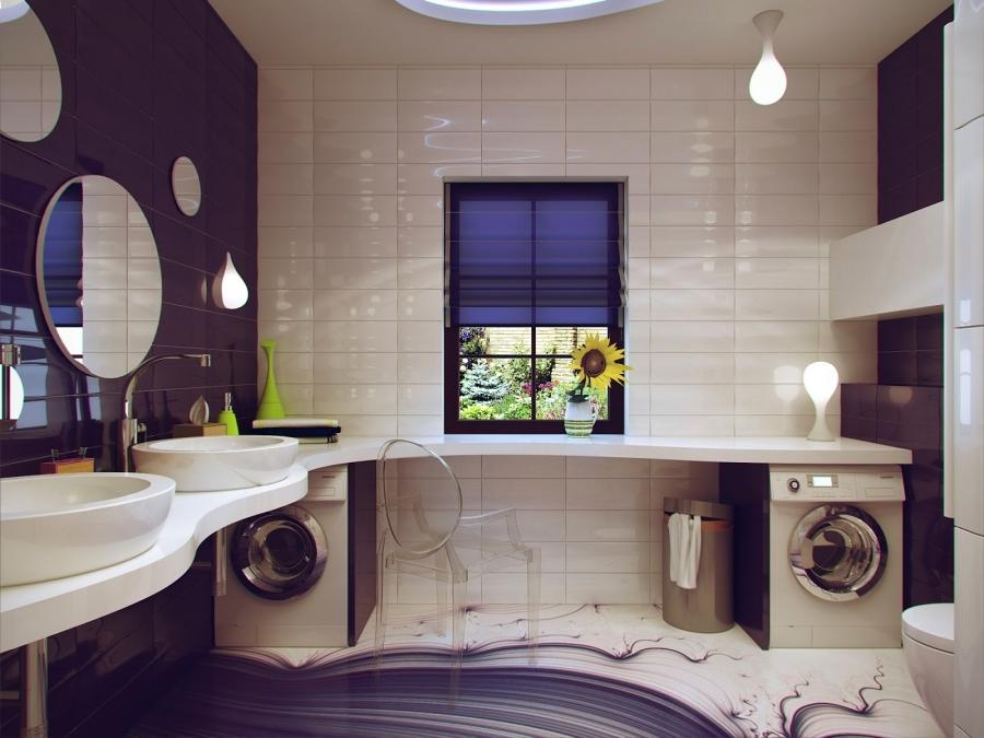 ... Small Bathroom Design: Best Idea Applied in all Home Size :...