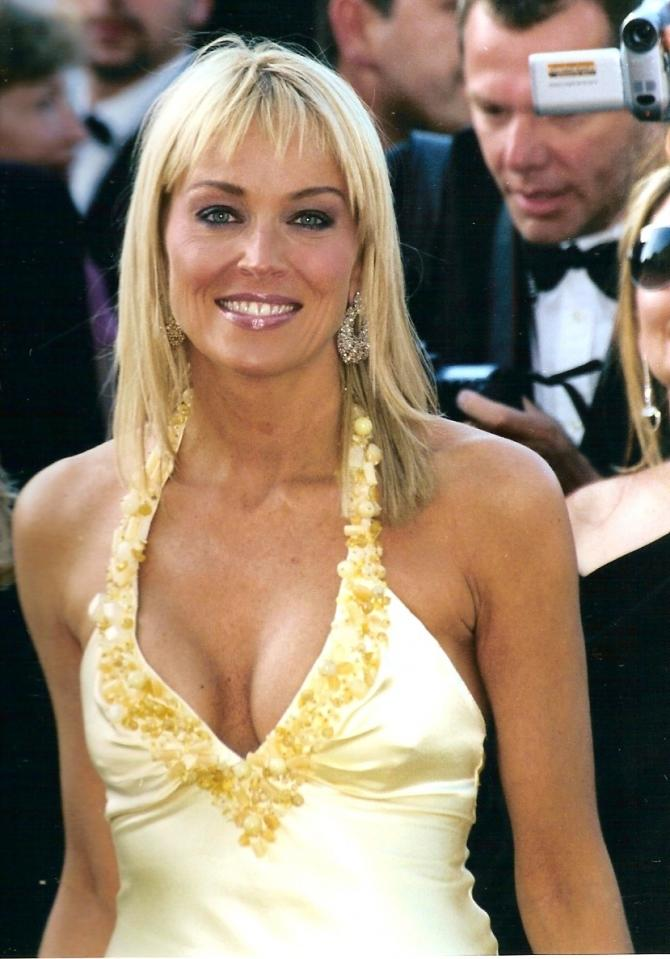 Sharon Stone Recent Photos