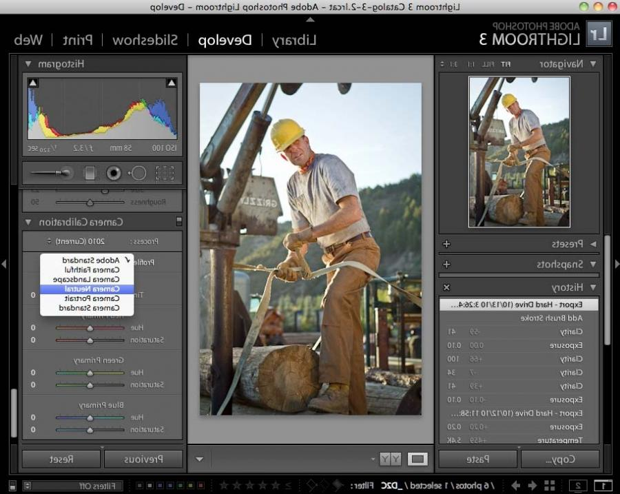 I have updated my Lightroom workflow outline to include some of...