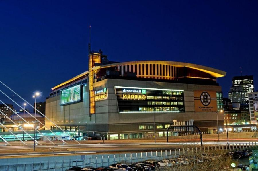 Boston Garden Photo