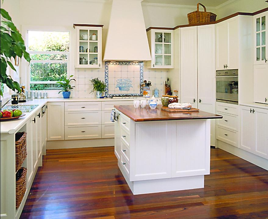 French Provincial Kitchen Gallery