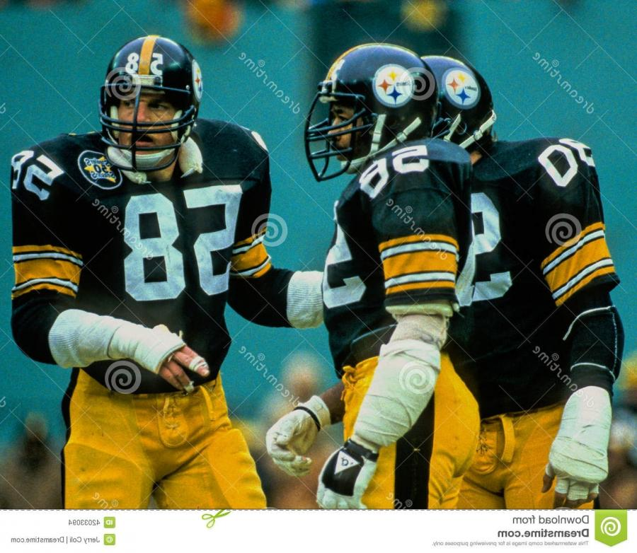 Steel Curtain, Pittsburgh Steelers Lambert, Cole and Kohrs....