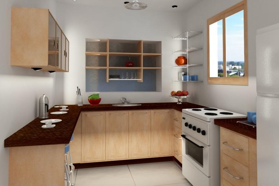 Interior Design Small Kitchen Photos