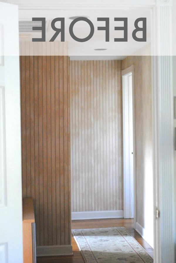 Small Updates make a BIG Impact (Hallway Makevoer) #hallways...