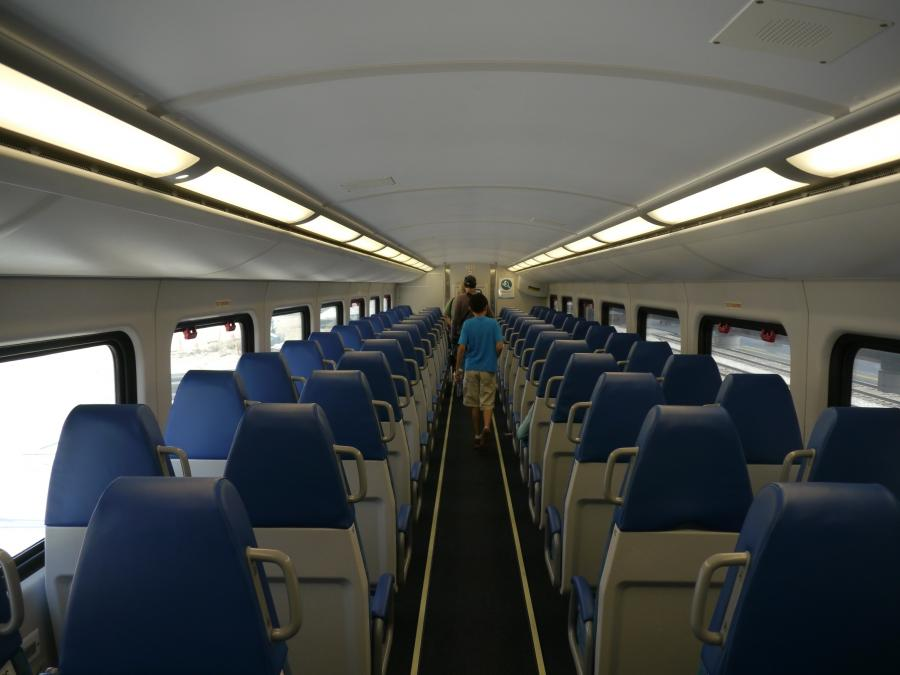 marc train interior photos. Black Bedroom Furniture Sets. Home Design Ideas