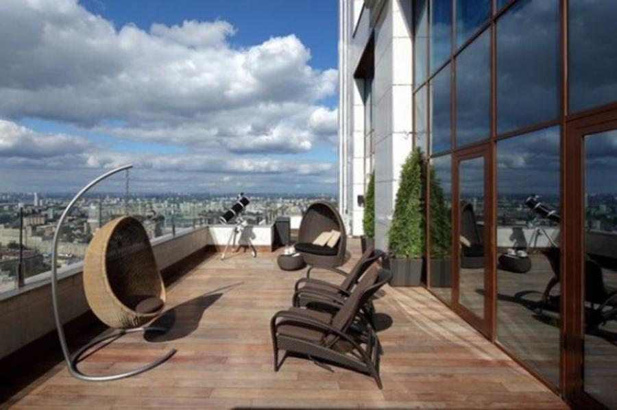 ... chic wooden balcony deck futuristic deck balcony design...
