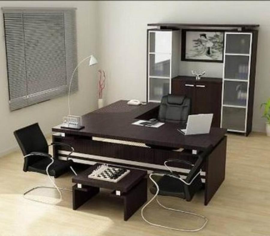 Interior design photos of executive office for Executive office design gallery