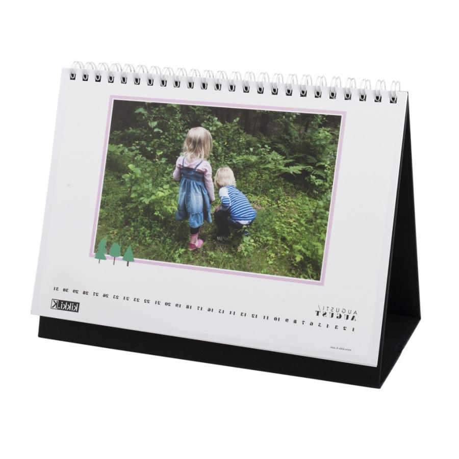 Desk Calendar Design Your Own : Create a desk calendar with photos