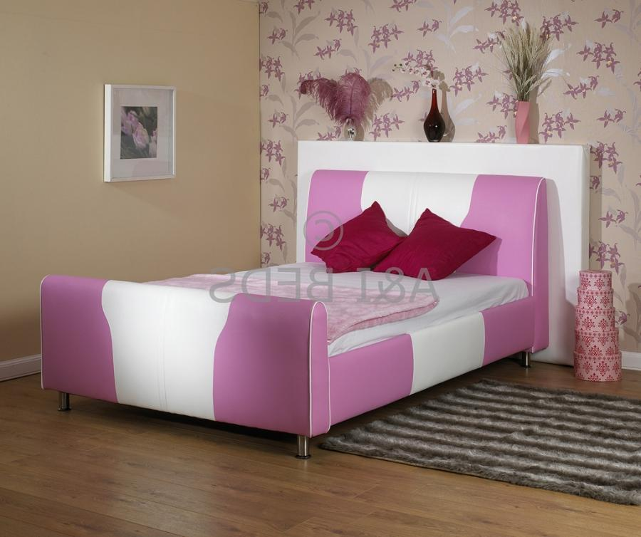 Cheap Cheap Beds Cheeky Bed Pink Double
