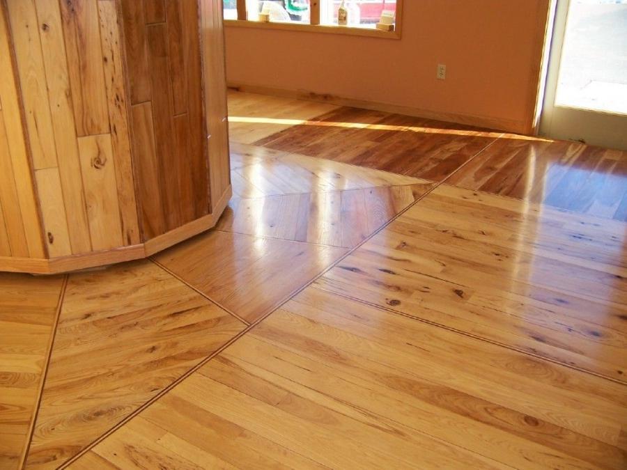 Чем покрыть полы в деревянном доме своими руками 80